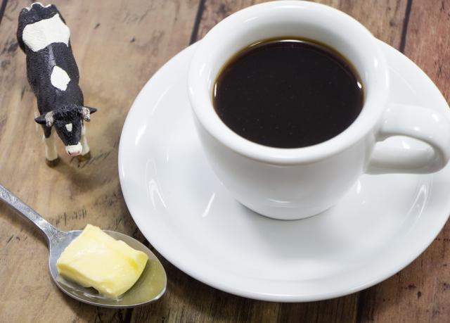 【ダイエットを成功させる!】完全無欠コーヒー/バターコーヒーのダイエット効果とは!?